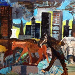 nyc-pack-horses